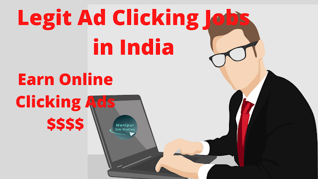 ad clicking jobs in india