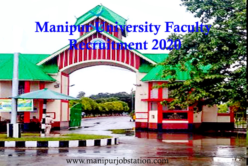 MU Recruitment for the Faculty Posts 2020 1