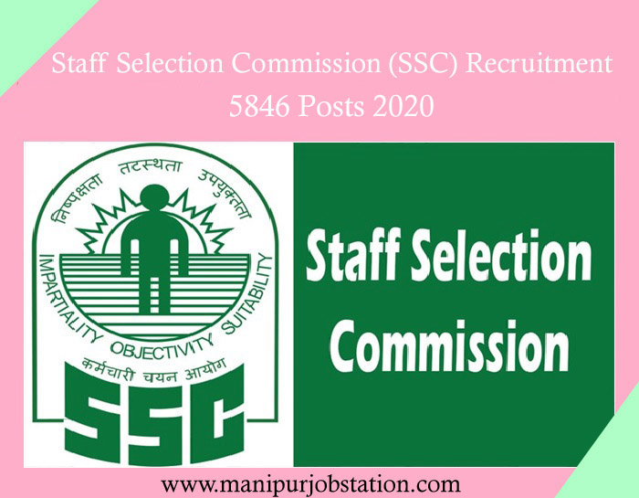 SSC Constable (Executive) Male and Female in Delhi Police Recruitment 2020 – 5846 Posts (Updated) 1