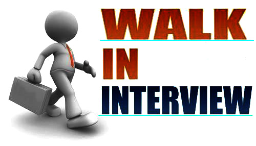 A Walk in Interview for Nurse and Multi-Tasking Staff