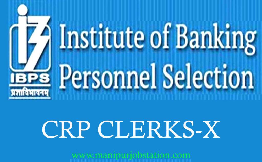 IBPS Clerk X Recruitment 2020 for 1557 Posts