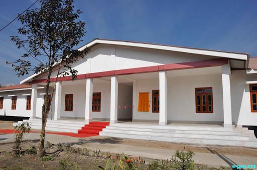 Kendriya vidyalaya lamphel school