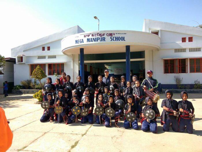 Mega manipur school