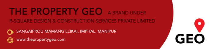 The Property Geo, Imphal Logo